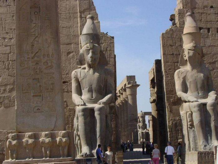 Templo de Luxor. Luxor02