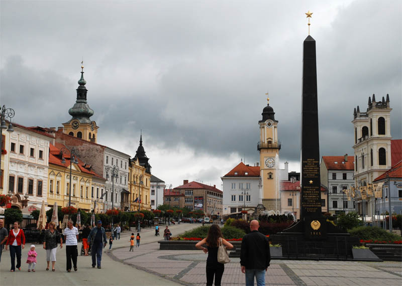 Photos Of The Travel To Slovakia Bansk 225 Bystrica