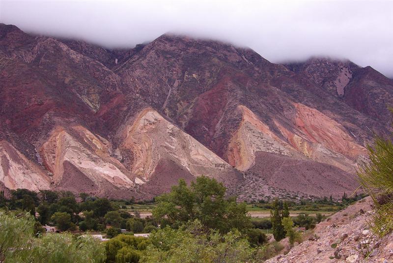 Quebrada de HumahuacaQuebrada De Humahuaca