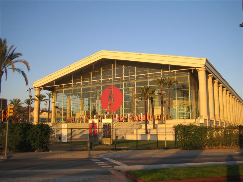 Barcelona teatre nacional de catalunya for Teatre nacional de catalunya