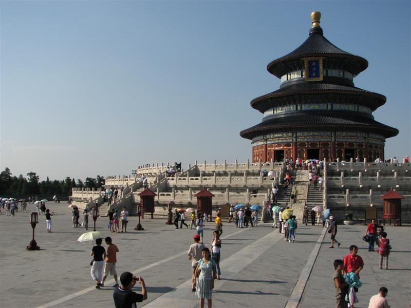 Pekin - Templo del cielo