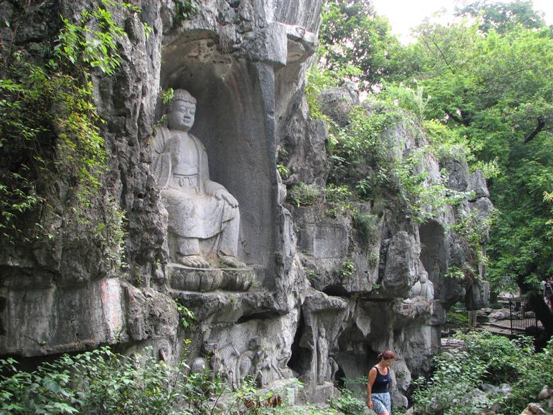 Hangzhou - Templo del alma escondida