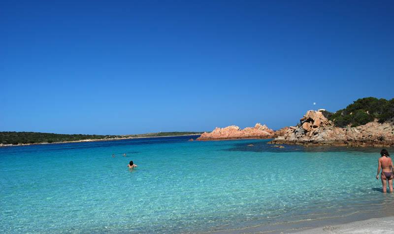 Photos Of The Travel To Sardinia Caprera